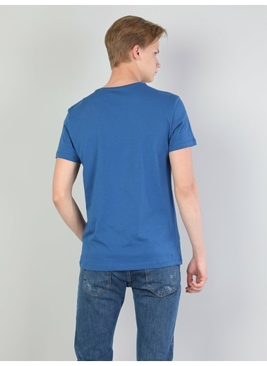 Colin's Tişört Mavi